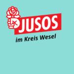 Logo: Jusos Kreis Wesel